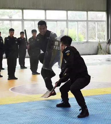 济宁武装押运 中特保安保护航