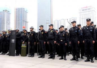 为什么单位一般都会使用保安公司的保安!