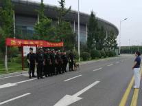 济宁保安公司提升管理落实保安训练经常化实用化